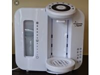 Tommee Tippee Perfect Prep bottle making machine