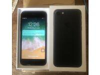 IPhone 7 Black 32GB Unlocked (Read Description)