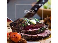 Miller & Carter Steak House - Waiting/ Bar Team Members Wanted