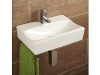 HiB Murcia Washbasin / Cloakroom Sink