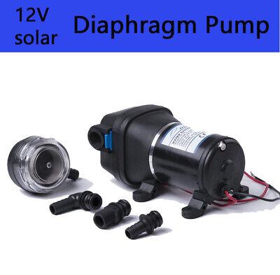 35 Psi Water Pressure Diaphragm Pump 12v 12.5 Lmin Caravanrvboatmarine