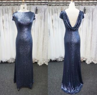 Bridesmaid Dress. Picasso 1601 Size 12  Inverell Inverell Area Preview