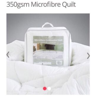 Brand new double bed microfiber quilt Kensington Eastern Suburbs Preview