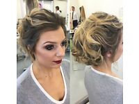 Professional, Reliable Hair & Makeup artist available for weddings and other special occasions