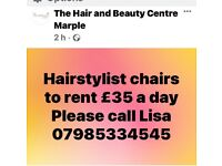 💇♀️Hairstylist ( rent a chair £35 a day ) 💇♀️