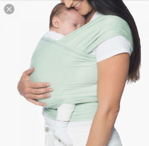 Ergobaby Aura Wrap - USED ONLY A FEW TIMES