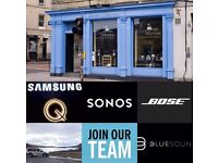 Sales positions available. Full and Part time. Immediate start.