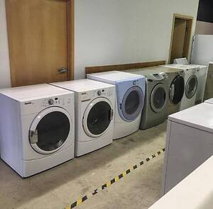 FRONT LOAD BRAND NAME WASHERS - BEST 1 YR WARRANTY IN THE CITY