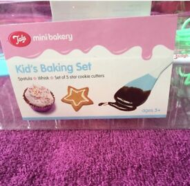 Tala (John Lewis) - Kids Baking Set