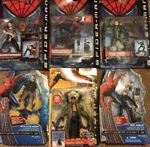 Marvels Spiderman movie action figures set  Edmonton Edmonton Area image 7