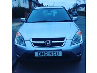 Honda CRV 12month mot big family jeep very amazing runner