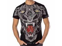 Philip plien Gucci Versace t shirts all sizes