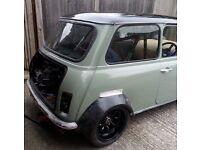 Classic mini 998 project