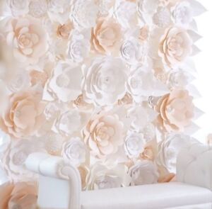 Flower wall for rent