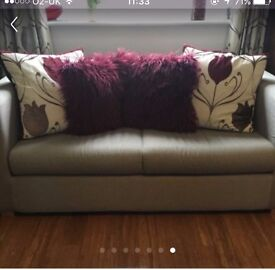 Urgent sale of Two seater fabric sofa