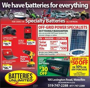 100 watt FLEXIBLE SOLAR PANELS...PERFECT FOR BOATS or RV's Kitchener / Waterloo Kitchener Area image 3