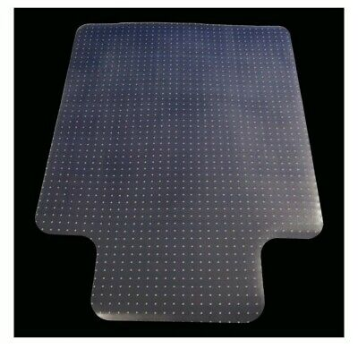 New Pvc Chair Mat 36 X 48 With Lip For Hard Floors 2.00mm Thick