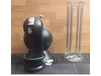 Nescafe Dolce Gusto machine & pod stand