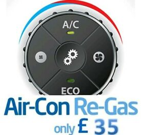 Air Con Regas Yate,Chipping Sodbury,South Glous, North Bristol.