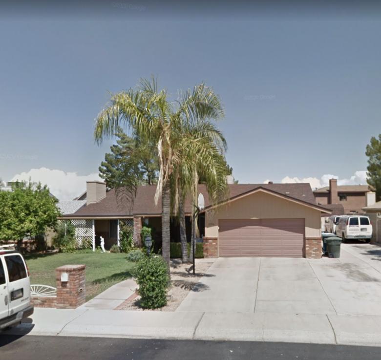 Phoenix Arizona Metro Area, Maricopa County, Pre-Foreclosure Tax Lien  - $100.00
