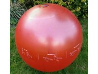Yoga ball 65cm diameter