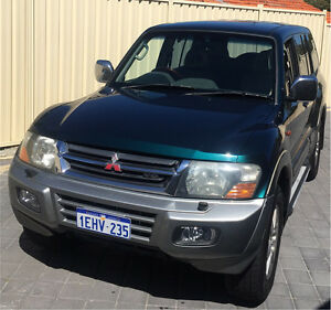 Mitsubishi Pajero Exceed Hamersley Stirling Area Preview