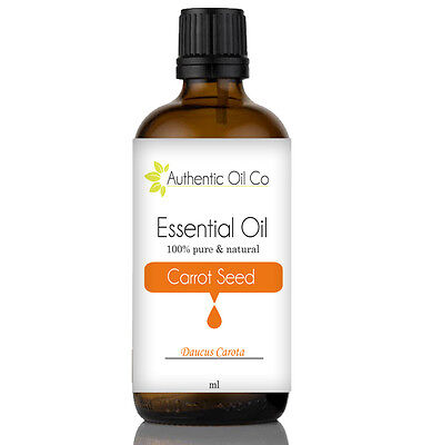 Carrot seed Essential Oil 10ml  100% Pure
