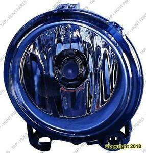 Fog Lamp Passenger Side Coupe/Convertible With M Package High Quality BMW 3-Series 2007-2011