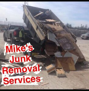 Mike's Junk Removal Services 902.880.7790 Household-Commercial