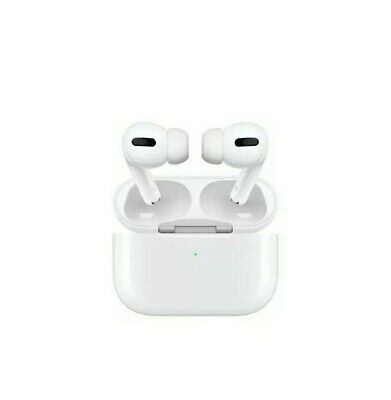 New Genuine Apple AirPods Pro - White - Noise Cancellation MWP22ZM/A