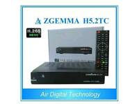 ZGEMMA H52TC TWIN TUNER CABLE 18 MONTH SERVICE PLAN