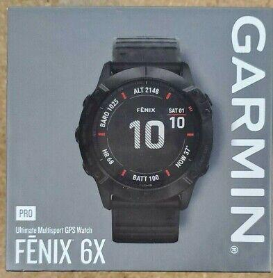 Garmin fenix 6X GPS Multisport Watch Pro