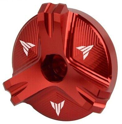 Tappo Olio Motore per Yamaha R1 R3 R6 YZF-R3 YZF-R6 YZF-R1 YZF-R25 rosso
