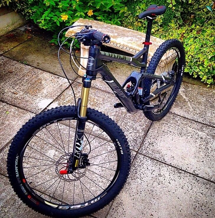 Cannondale Jekyll 3 Full Suspension Mountain Bike In Newry