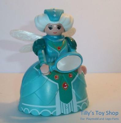Playmobil   Wise Fairy  Godmother/Lady & Mirror - Magic Castle sets -   NEW