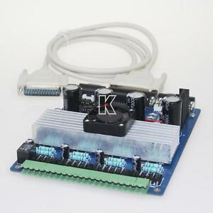 Cnc tb6560 4 axis 3 5a stepper motor driver board 4 axis stepper motor controller