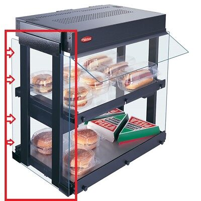 Replacement Side Glass 04.40.156.00 For Hatco Grhw-1sgd Hot Food Warmer Display