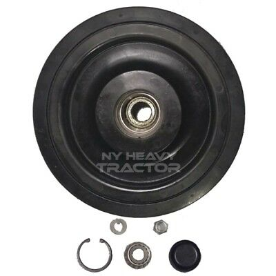 One Oem 10 Middle Bogie Wheel Kit Fits Cat Caterpillar 257b Rubber Track
