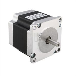 CNC-Router-NEMA23-Stepper-Motor-6-Lead-185oz-in-56mm-1-8Degree-300g-cm2-3-6V-2A