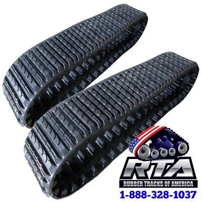 247b2 247b3 257b2 Rubber Track X2 Cat 3258624 Caterpillar 325-8624 257b3 257d