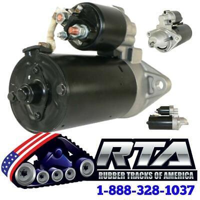 One 185086600 12 Volt Starter Motor Gp Fits Asv Rc60