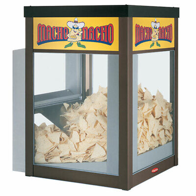 New Hatco Fst-1-mn Macho Nacho Chip Hot Holding And Display Warming Cabinet
