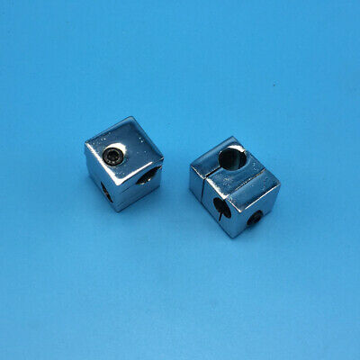 2pcs Medical Research Equipment Lab Bosshead Clamp Support Stand Clip Holder