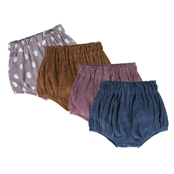 Kids Baby Girls Bloomers Shorts PP Pants Diaper Nappy Cover Summer Bottoms 6M-6T