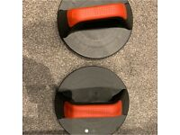 Perfect push up spin plates