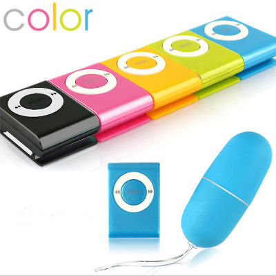 US Adults MP3 Remote Control Jump Egg Vibration Wireless Waterproof Toys