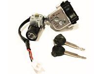 HONDA PCX 125 PCX125 2010 - 2011 IGNITION SWITCH KEY BARREL SEAT LOCK