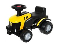 Toy Tractor JCB Ride On For Children Aged 1 to 3 years Brand New In Box Great for Christmas