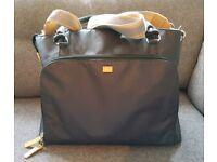 Pacapod Black Mirano Changing Bag