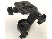 Manfrotto Tripod Head